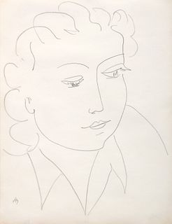 Henri Matisse Drawing