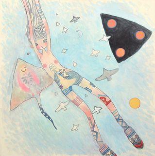 Aya Takano Painting