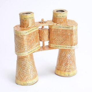 "Theresa Giammattei ""The Golden Binoculars"