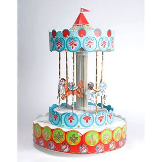 "Judith Gallegos ""Merry-go-round"""