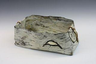 Paper Birch Basket #2
