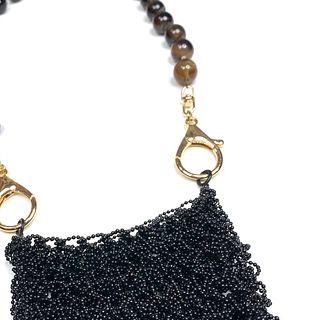 MPR x THE IMAGINARIUM: Black Agate Purselet