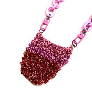 MPR x THE IMAGINARIUM: Ombre Pink Purselet