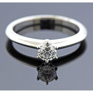 Tiffany & Co 0.34ct I IF Diamond Engagement Ring