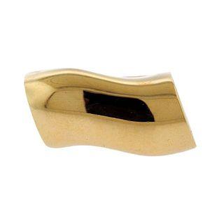 Vhernier Gold Plateau Ring