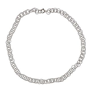 Buccellati Hawaii 18k Gold Necklace