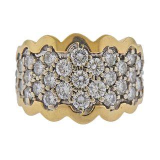 14k Gold 2ctw Diamond Ring