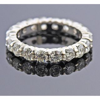 14k Gold 2.00ctw Diamond Eternity Wedding Band Ring