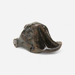 George E. Ohr, Hat novelty