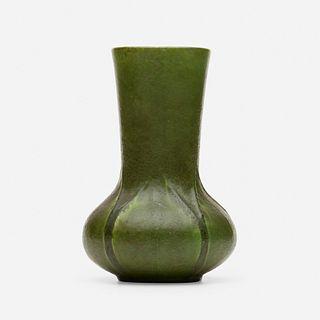 Ruth Erickson for Grueby Faience Company, Vase