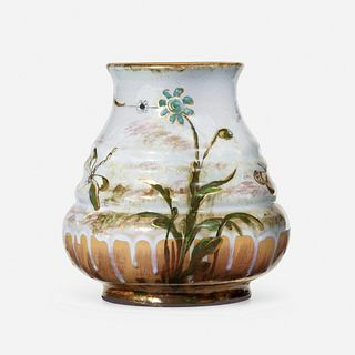 Maria Longworth Nichols Storer for Rookwood Pottery, Early Limoges vase