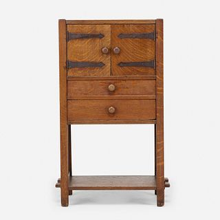 Gustav Stickley, Work cabinet