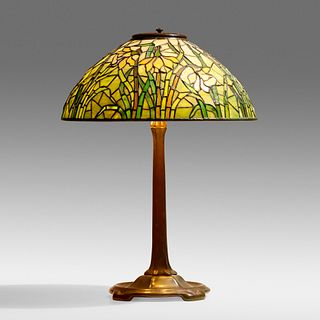 Tiffany Studios, Daffodil table lamp