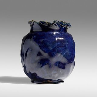 George E. Ohr, Large vase