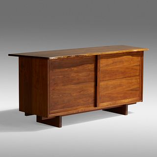 George Nakashima, Sliding Door cabinet