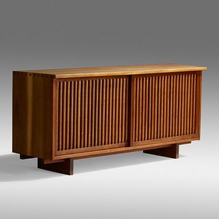George Nakashima, Custom Radio/Phone cabinet