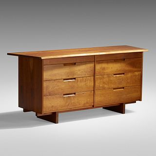 George Nakashima, Double Chest of Drawers
