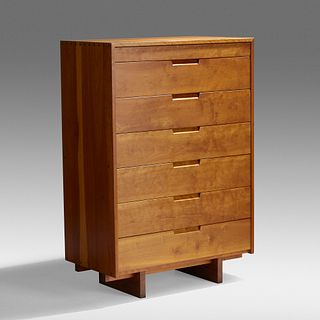 George Nakashima, Hi Boy chest of drawers