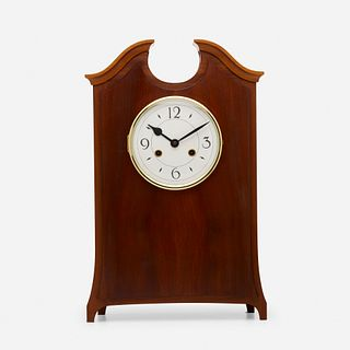 Timothy Philbrick, Mantle clock