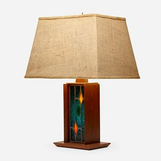 James Martin, Table lamp