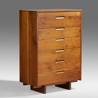 George Nakashima, Tall chest