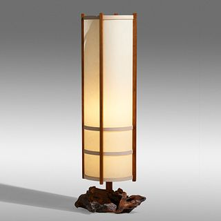 George Nakashima, Kent Hall floor lamp