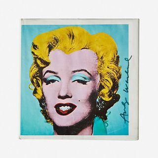 [Art] [Warhol, Andy] Morphet, Richard Warhol