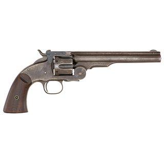 2nd Model Smith & Wesson Schofield Cavalry Revolver