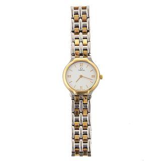 "A Ladies Omega ""DeVille"" Wrist Watch"
