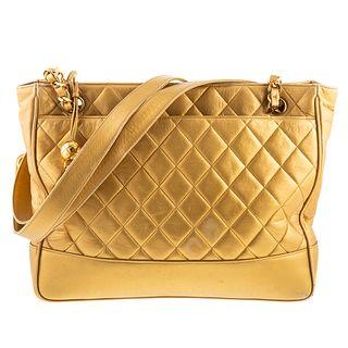 A Vintage Chanel Shoulder Bag