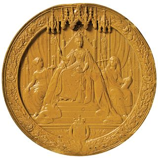 1850 Official Royal Appointment of the Director of the Tower Mint in London