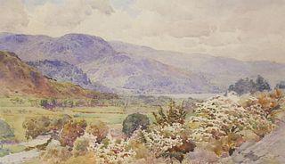 19th Century German Watercolor