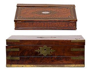 Victorian Lap Desks