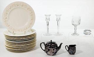 Wedgwood 'Queensware' Dinner Plate Assortment