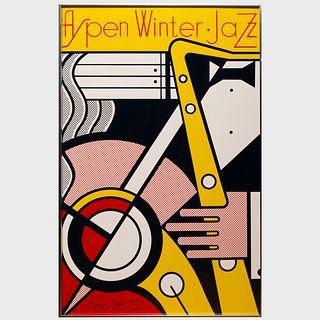 After Roy Lichtenstein (1923-1997): Aspen-Jazz