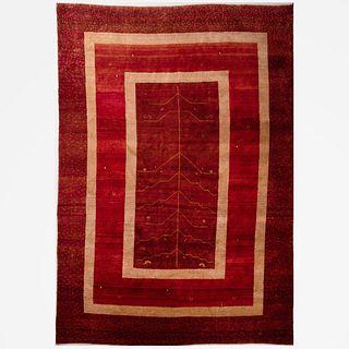 Kashkuli Tree of Life Wool Carpet