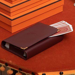 Les Musts de Cartie Leather Card Case