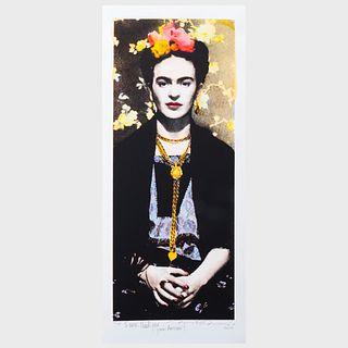 Richard Duardo (1952-2014): Little Long Frida
