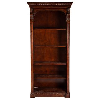 Hekman Classical Style Wood Bookcase