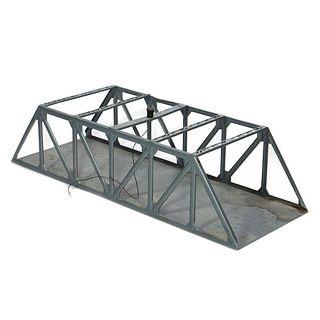 American Flyer S Gauge 754 double track Bridge