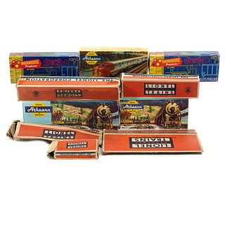 Lot of Lionel original box parts plus original instructions