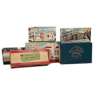 Plasticville Kits
