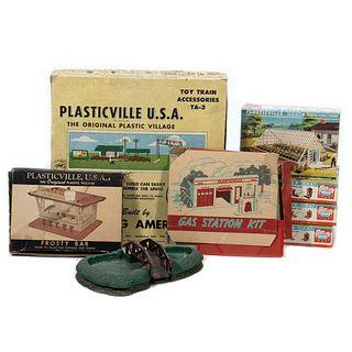 Plasticville Assorted Kits