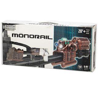 Uberstix Steampunk Monorail Set