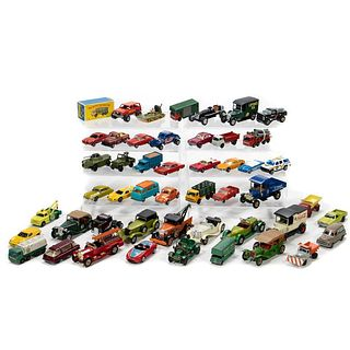 Die Cast Cars - Matchbox, and others.