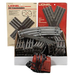 Lionel O-27 Track and 4050 XFMR