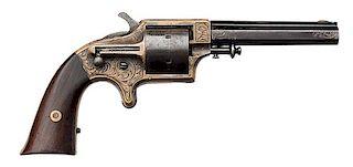 Plant's Mfg. Co. Front Loading Pocket Revolver