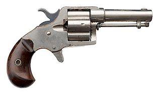 Colt Cloverleaf Spur Trigger Revolver