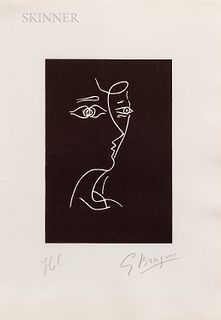 Georges Braque (French, 1882-1963)