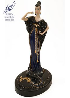 Moonlight Mystique, A House of ERTE Figurine
